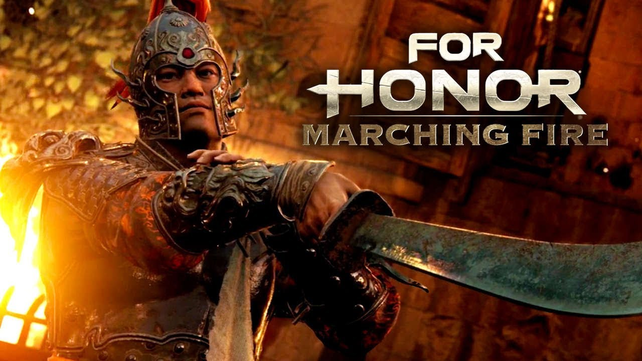 for honor marching fire tier list