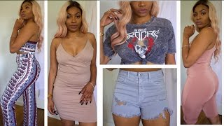 Fashion Nova Coachella Slim Thick Try on Haul