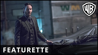 John Wick: Chapter 2 – Training Featurette - Warner Bros. UK