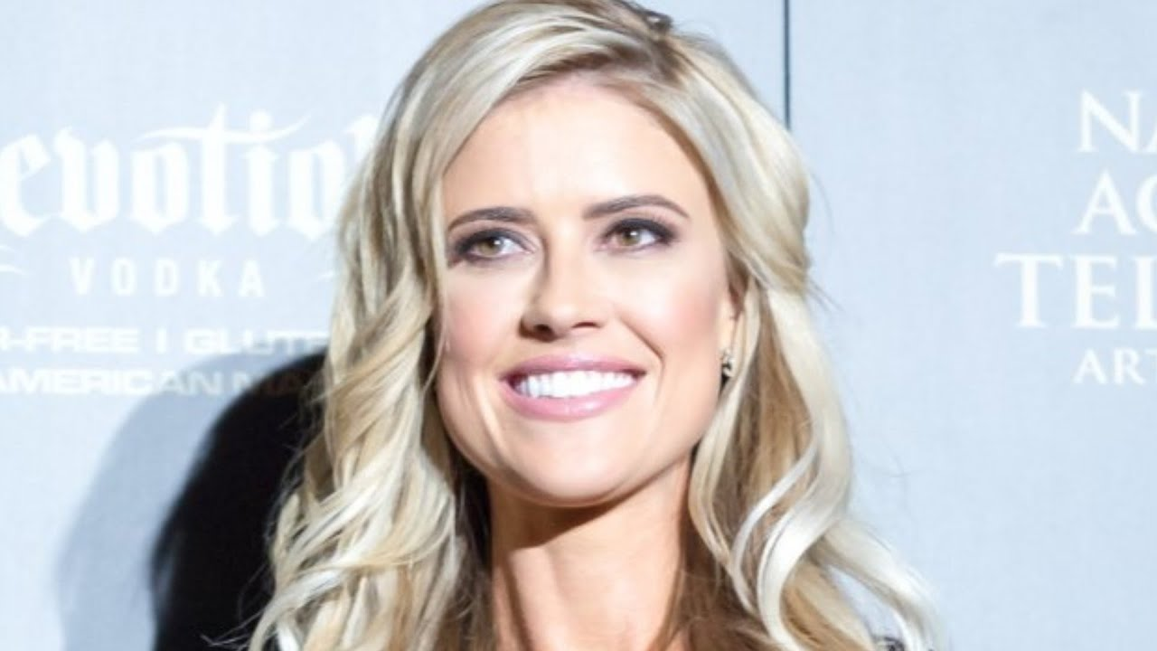 What Christina Anstead Typically Eats In Day
