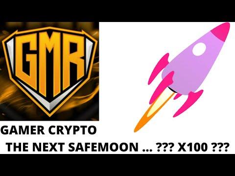 Comment acheter la crypto GAMER ( GMR FINANCE ) Nouveau TOKEN 2021 x100 HOW TO BUY GAMER FINANCE