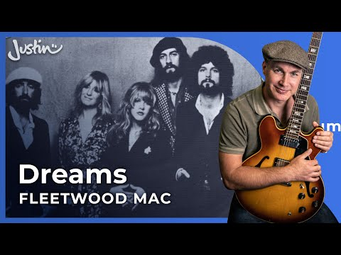 How to play Dreams by Fleetwood Mac (Guitar Lesson SB-215)