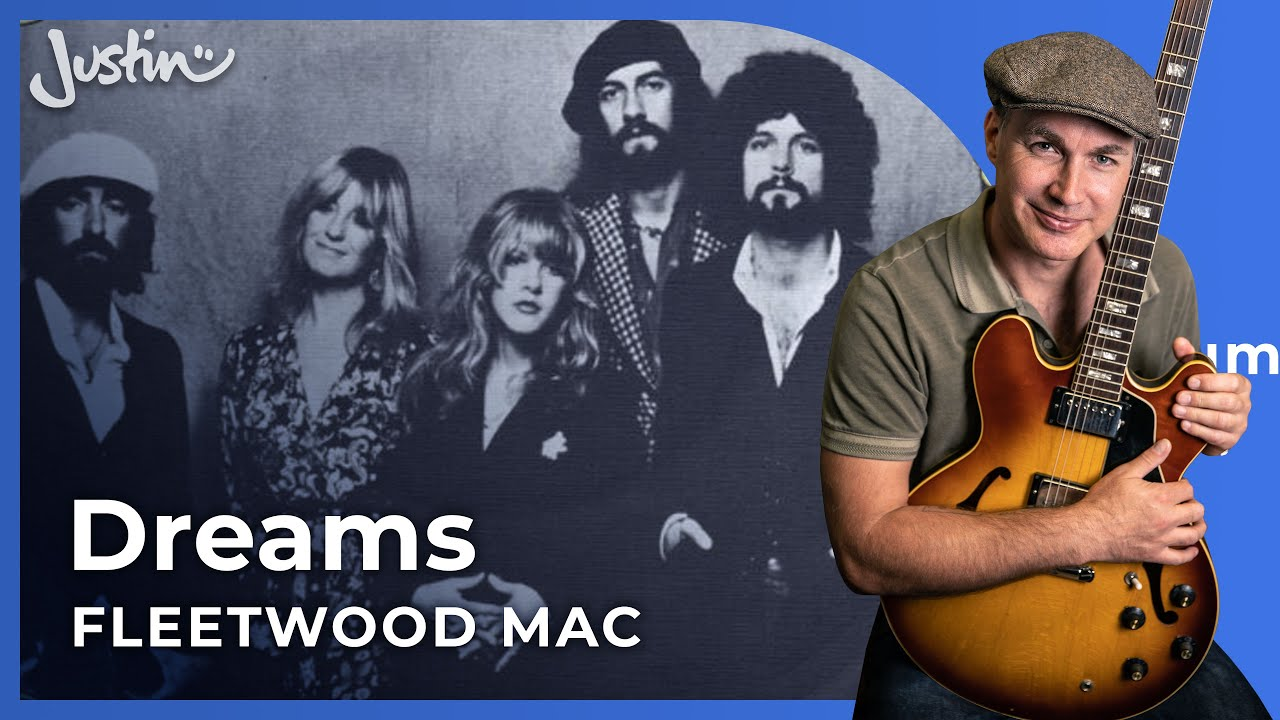 how to play fleetwood mac dreams on guitar