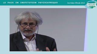 Le Pack : Une application des idées de Winnicott en Clinique Psychiatrique