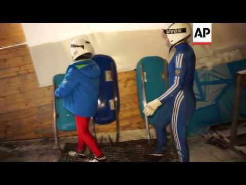 "Sochi mayor ""disappointed"" by loss of bobsleigh"