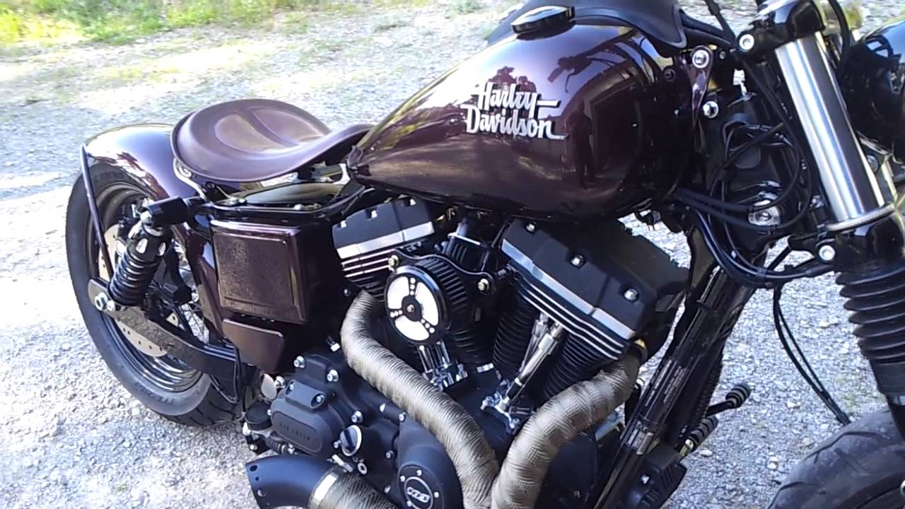 sik pipes double barrel on hd48 by