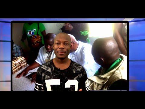 Maada Bio In Freetown