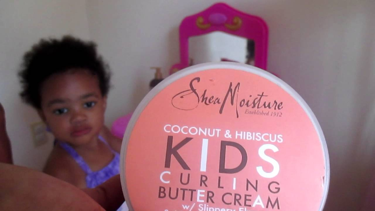 Styling Tools & Products for Kids with Natural Hair - YouTube