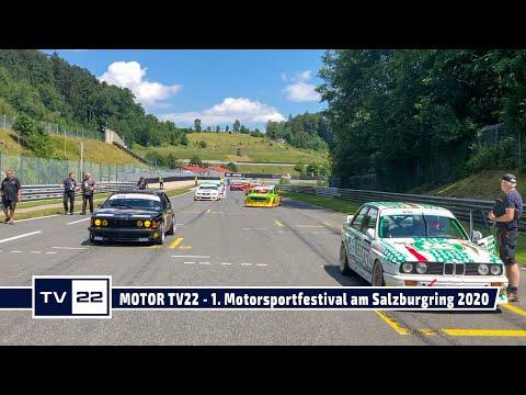 MOTOR TV22: 1. Motorsportfestival am Salzburgring 2020