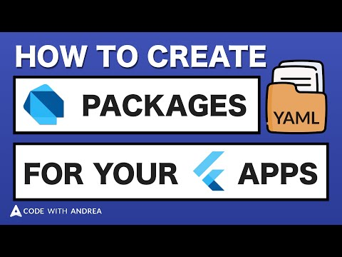 How to Create Dart Packages for Your Flutter Apps