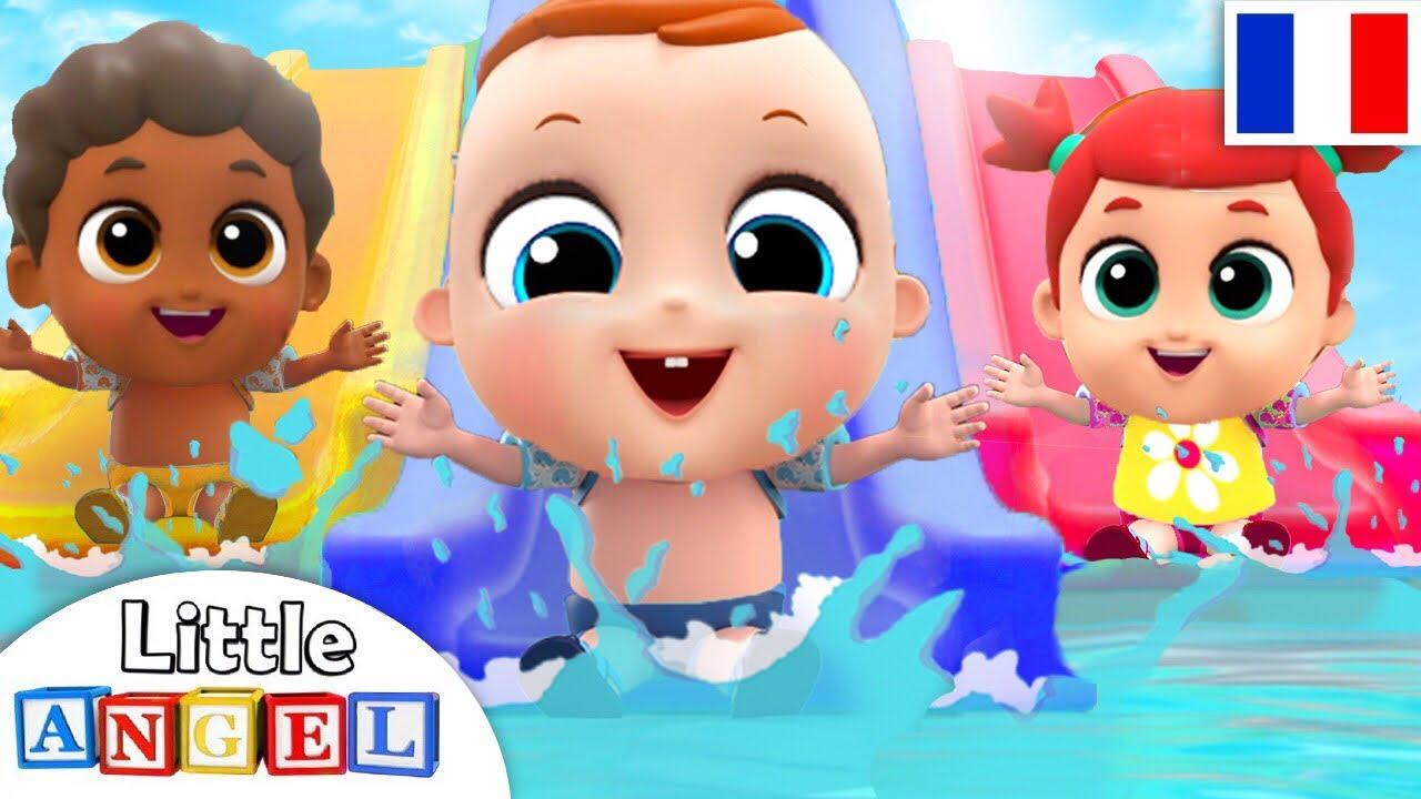 Cinq Petits Bebes Comptines Pour Bebe En Francais Et Dessin Anime Youtube