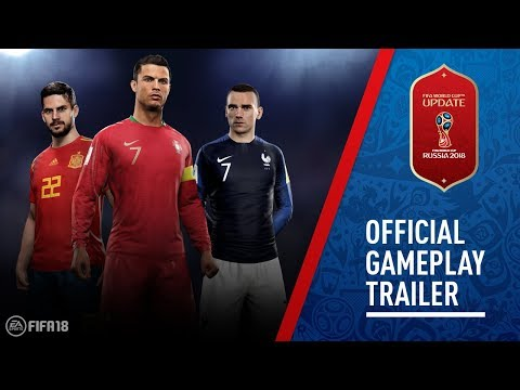 FIFA 18 World Cup | Rip The Summer Up | Official Gameplay Trailer