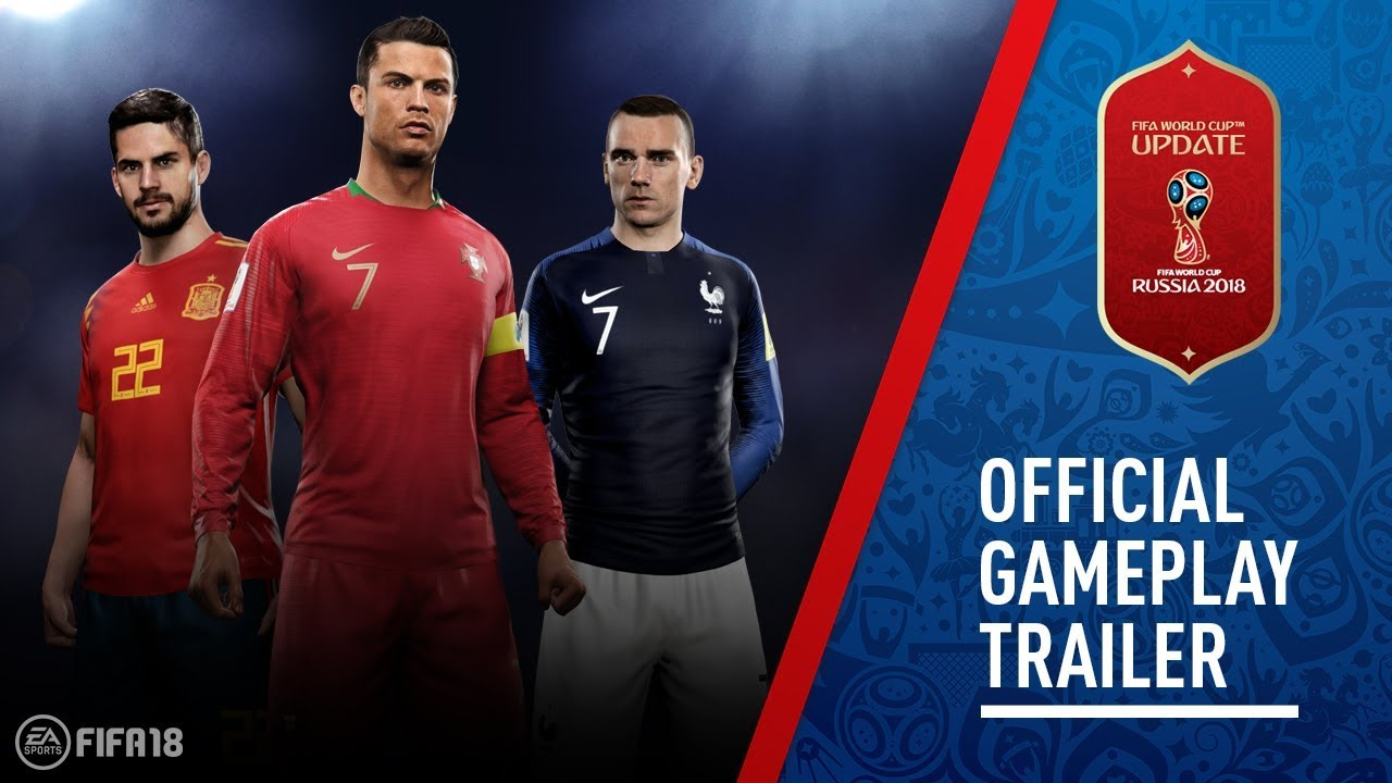 Fifa  World Cup Rip The Summer Up Official Gameplay Trailer