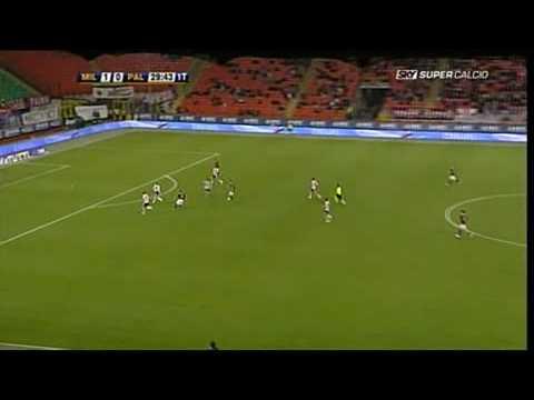 2009-2010  Coppa Italia Primavera F MILAN _ PALERMO (RIT)