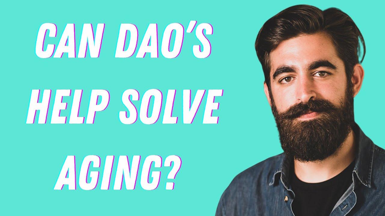 VitaDAO Co-Initiator Tyler Golato Interview (Part 1 of 2)