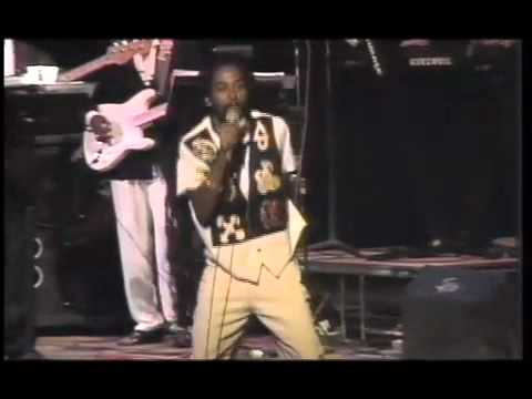 G.B.T.V. CultureShare  ARCHIVES 1995:  RAS ISLEY