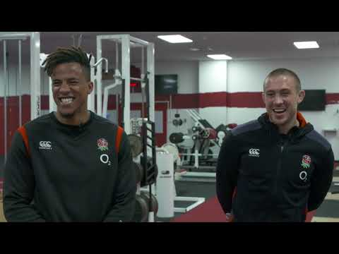 O2 Inside Line live: Anthony Watson and Mike Brown