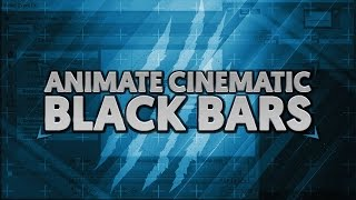 In this video I show you how to add black cinematic bars to all your videos in Sony Vegas! This meth.