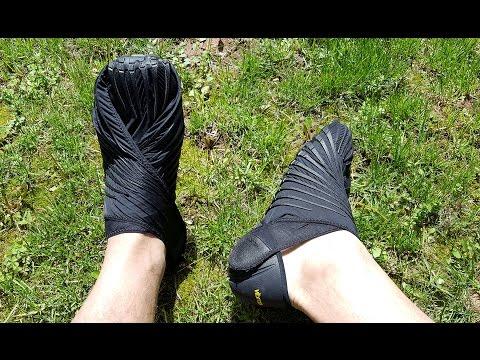 Vibram Furoshiki Wrap Shoe Review