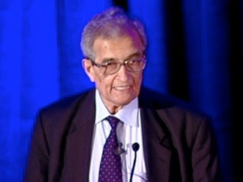 Amartya Sen on Jeremy Bentham and Natural Rights