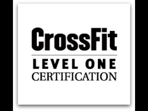 CrossFit Certification Review (Lv 1 Certificate) - YouTube