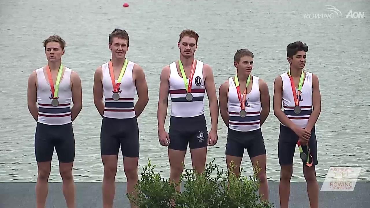 Sunday - 2017 Aon Sydney International Rowing Regatta - races 518 to 521
