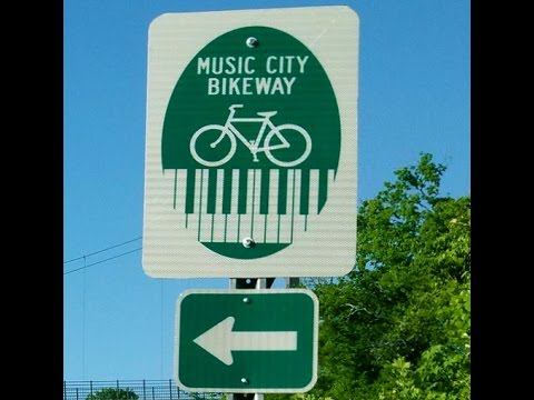 Music City Bikeway from Two Rivers park to Shelby Bottoms Park.GoPro Hero3 Silver Edition camera