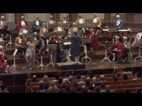 """Wien """"Wiener Mozart Konzerte"""" Musikverein - Goldener Saal"""