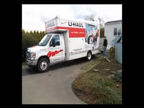 U-Haul Chilliwack  | Moving van rental | Move house | Testimonial | Auto Repair