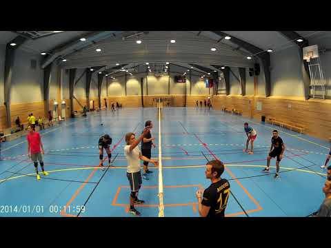 Persian Gulf Volleyboll VS Ängby 171022 -P1