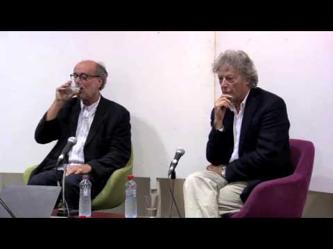 Sir Tom Stoppard in Conversation with Goran Stefanovski
