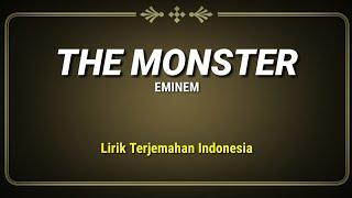 Download Lagu The Monster - Eminem ( Lirik Terjemahan Indonesia ) mp3