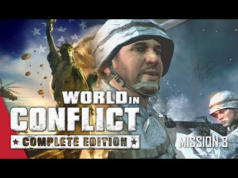 World In Conflict: Complete Edition - Last Stand (Mission 8)