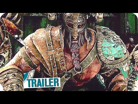 FOR HONOR Story