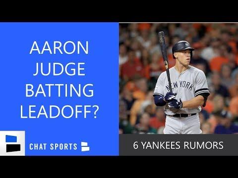 New York Yankees Rumors: Bryce Harper Free Agency, Manny Machado BOLD Prediction, Aaron Judge News