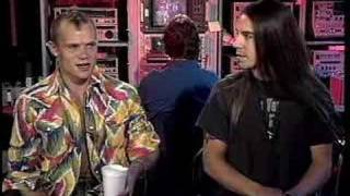 Red Hot Chili Peppers - Interview 1991