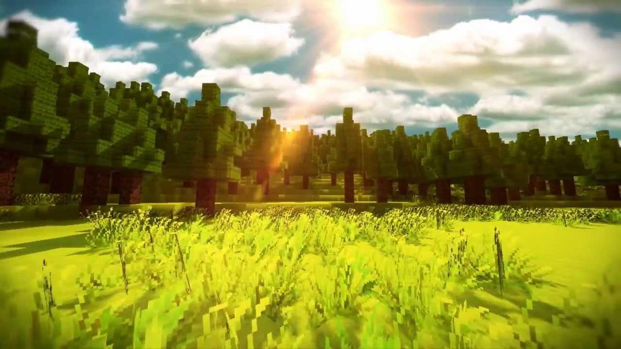 Minecraft Clouds
