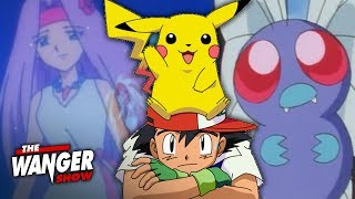 The Wanger Show #104 - Pokemon Teaches You More Life Lessons Than Your Family Does