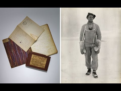 Journals from Captain Scott's Polar Expedition | Christie's