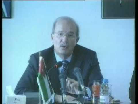 رئيس الوزراء  يزور وكالة الانباء الاردنية (بترا)