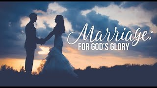 God's Glory In Marriage | Paul Washer, John Piper, & Voddie Baucham
