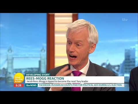 Kevin Maguire Reacts to Jacob Rees-Mogg's Opinions | Good Morning Britain
