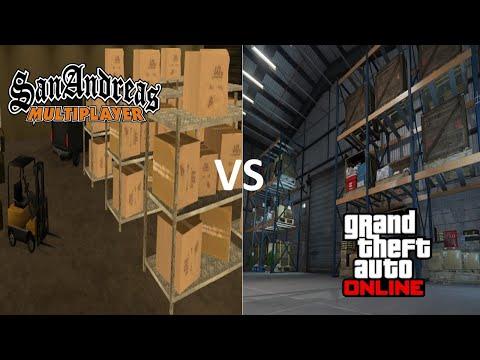 WTLS VS GTA ONLINE -- SKLADIŠTĚ | 1080P60FPS | CZ