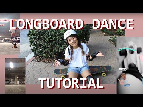 How (NOT) To Longboard Dance