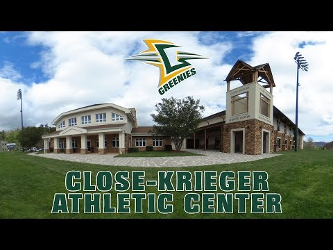 The Close-Krieger Athletic Center | A Virtual Reality Tour!