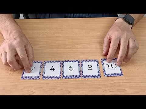 5 Card Puzzle Part 1