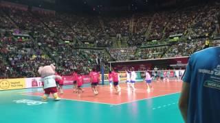 FIVB 世界女排大獎賽 2016 - 保良局黃永樹小學《1