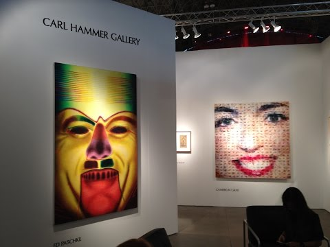 Chicago International Art Expo 2014  (140 Galleries/17 Countries)