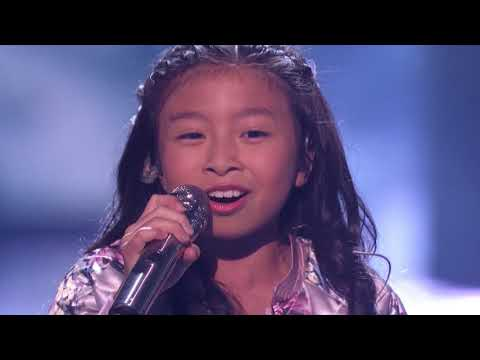 America's Got Talent 2017 Celine Tam Performance & Comments Semi-Finals S12E21