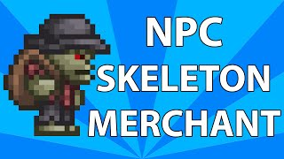 Poradnik Terraria 1.3 - NPC Skeleton Merchant